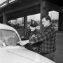 The Windshield-Pitting Mystery Of 1954