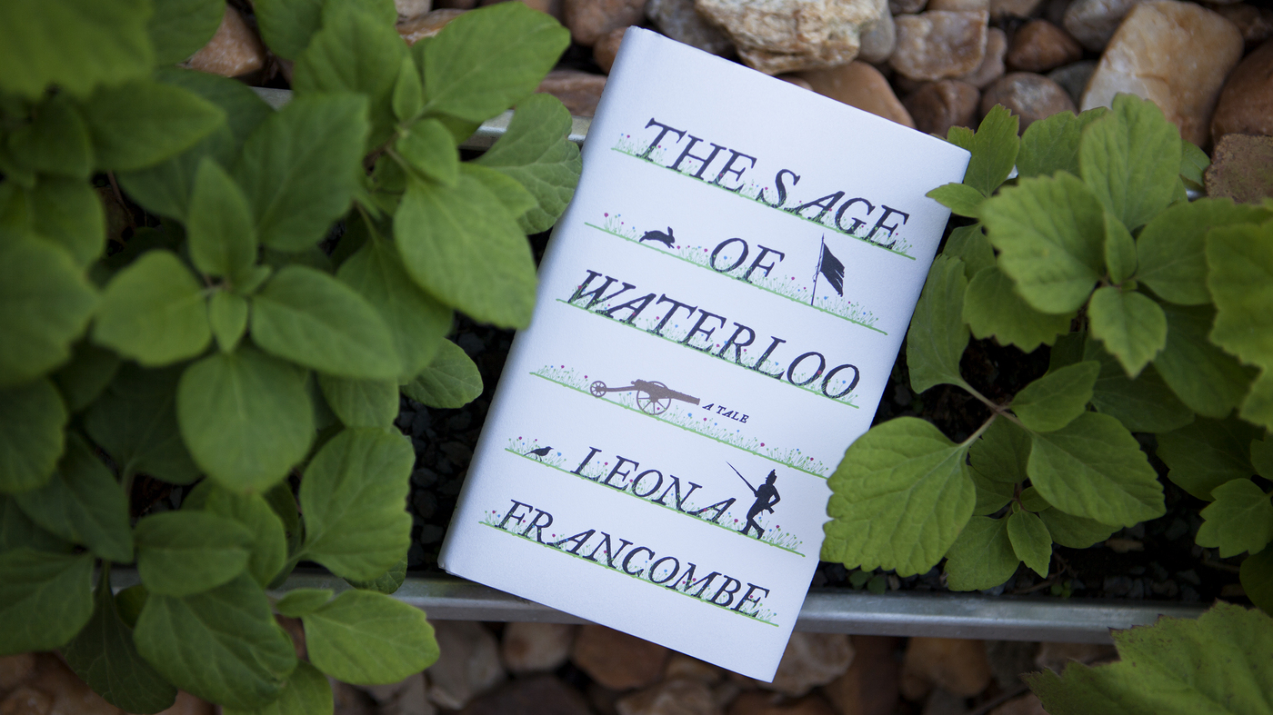 Sage' Is A Naturalist's Guide To The Historic Rabbits Of Waterloo : NPR