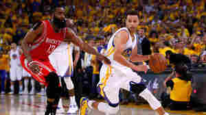 Golden State Beats Houston, Will Face Cleveland For NBA Title