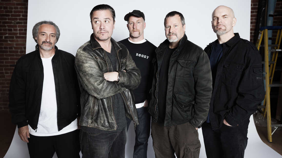 Faith No More's Mike Patton: 'You Create Your Own Freedom'