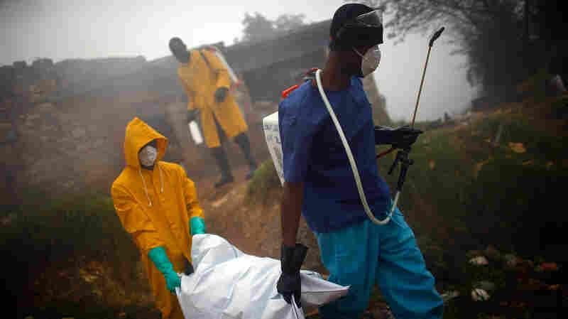 Cholera Surges In Haiti As Rain Arrives Early