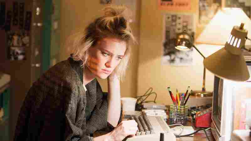 Actress Mackenzie Davis plays an '80s punk software developer in AMC's Halt and Catch Fire. The second season premieres May 31.