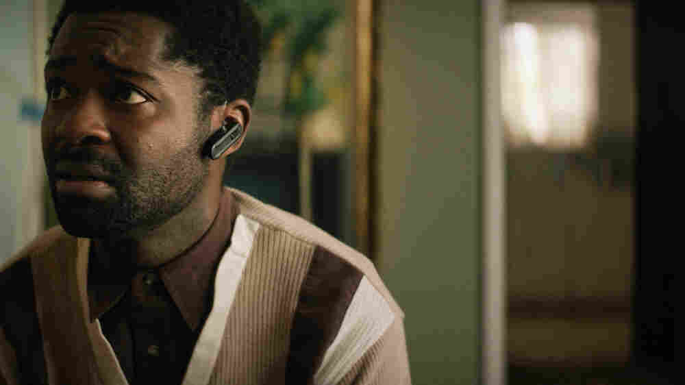 David Oyelowo plays an American Army veteran living with his mother in HBO's Nightingale.