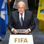 FIFA President Blatter: Bribery Scandal Puts 'Long Shadow' Over Soccer