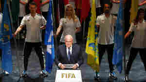 FIFA President Blatter: Bribery Scandal Puts 'Long Shadow' Over Soccer