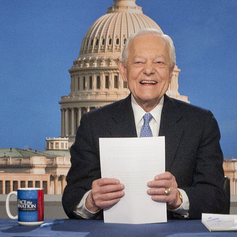 CBS' Bob Schieffer Retires Sunday As Last Of The Old-School