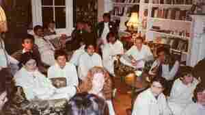 Brahma Kumaris fill Will Hodgkinson's suburban living room on a Saturday in 1982.