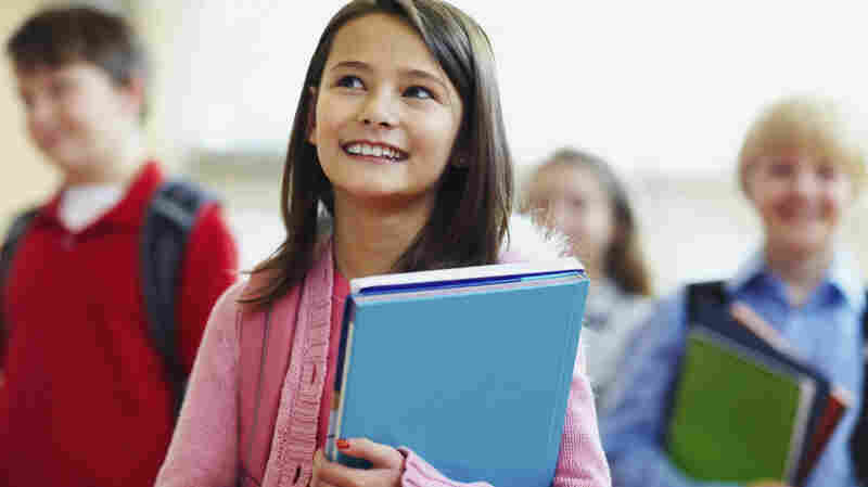NPR's Scott Simon thinks elementary-school-aged kids still listen ... better than high schoolers, anyway.