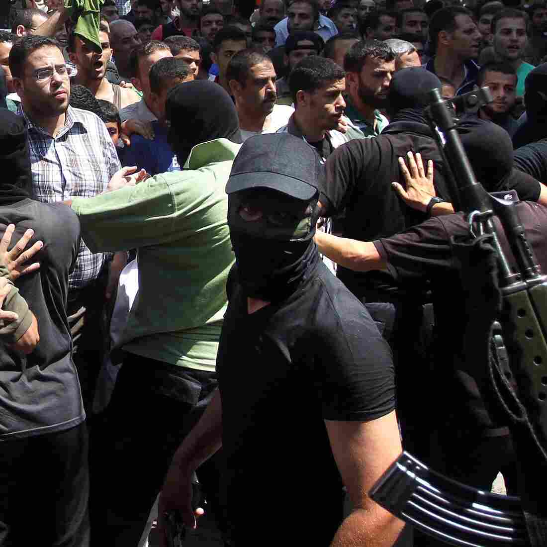 Under Cover Of Conflict, Hamas Killed Palestinians, Amnesty Alleges