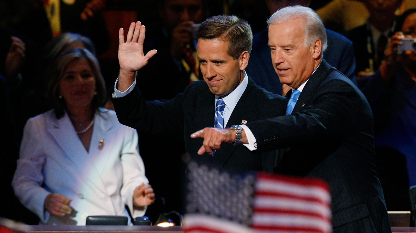 Beau Biden, Vice President Joe Biden's Son, Dies After Cancer Battle : The  Two-Way : NPR