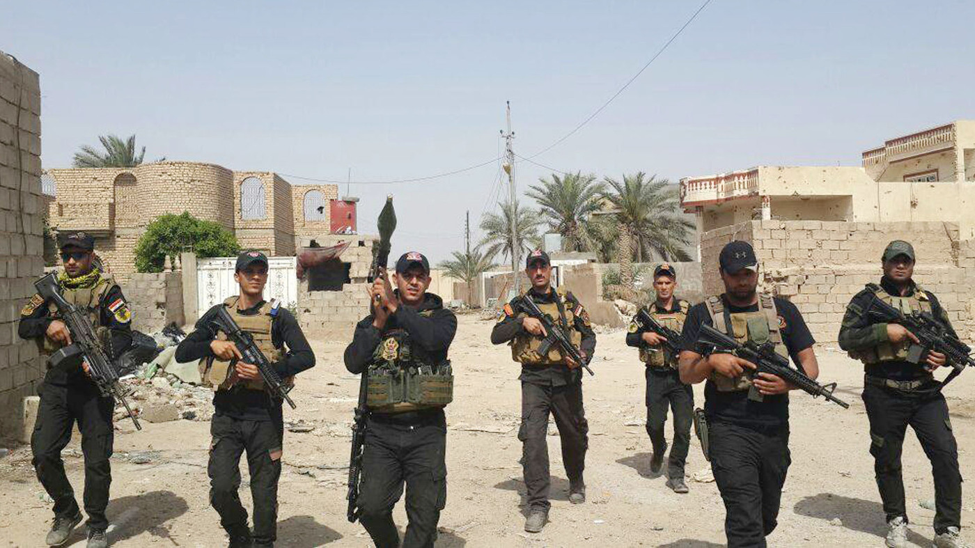 the many misconceptions of the iraqi military forces and the war against iraq A few weeks before iraqi and kurdish forces launched their offensive to retake mosul from islamic state group jihadists, our reporters in iraq witnessed the final preparations for the strategic.