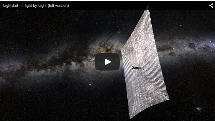 Planetary Society Regains Communication With LightSail Spacecraft