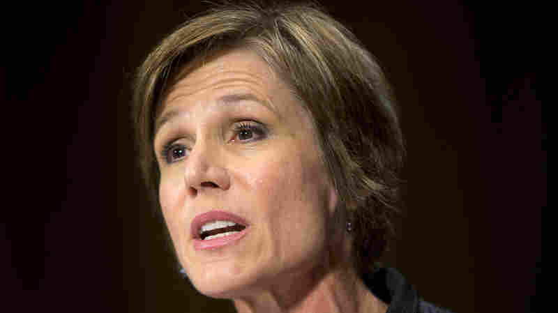 Deputy Attorney General nominee Sally Yates testified in March before the Senate Judiciary Committee on her nomination. The Senate confirmed her last month to be deputy attorney general, putting two women in the top posts at the Justice Department.