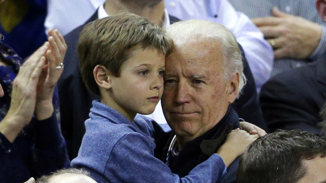 Joe Biden S Advice On Compassion And Family In His Own Words It S All Politics Npr