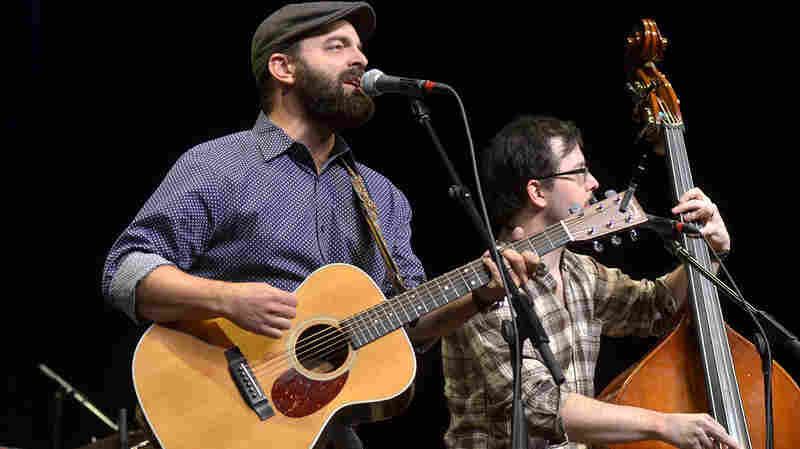 Drew Holcomb On Mountain Stage