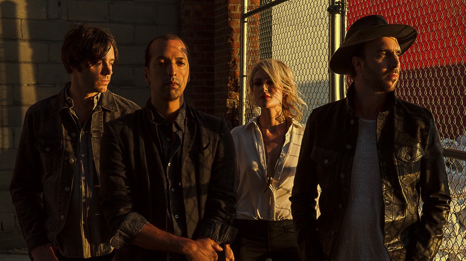 Metric's Pagans in Vegas comes out Sept. 18. (Courtesy of the artist)