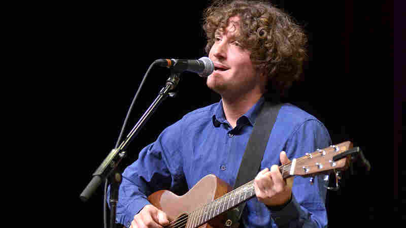 Sam Amidon On Mountain Stage