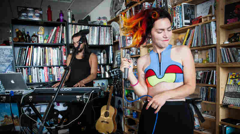 Genevieve: Tiny Desk Concert