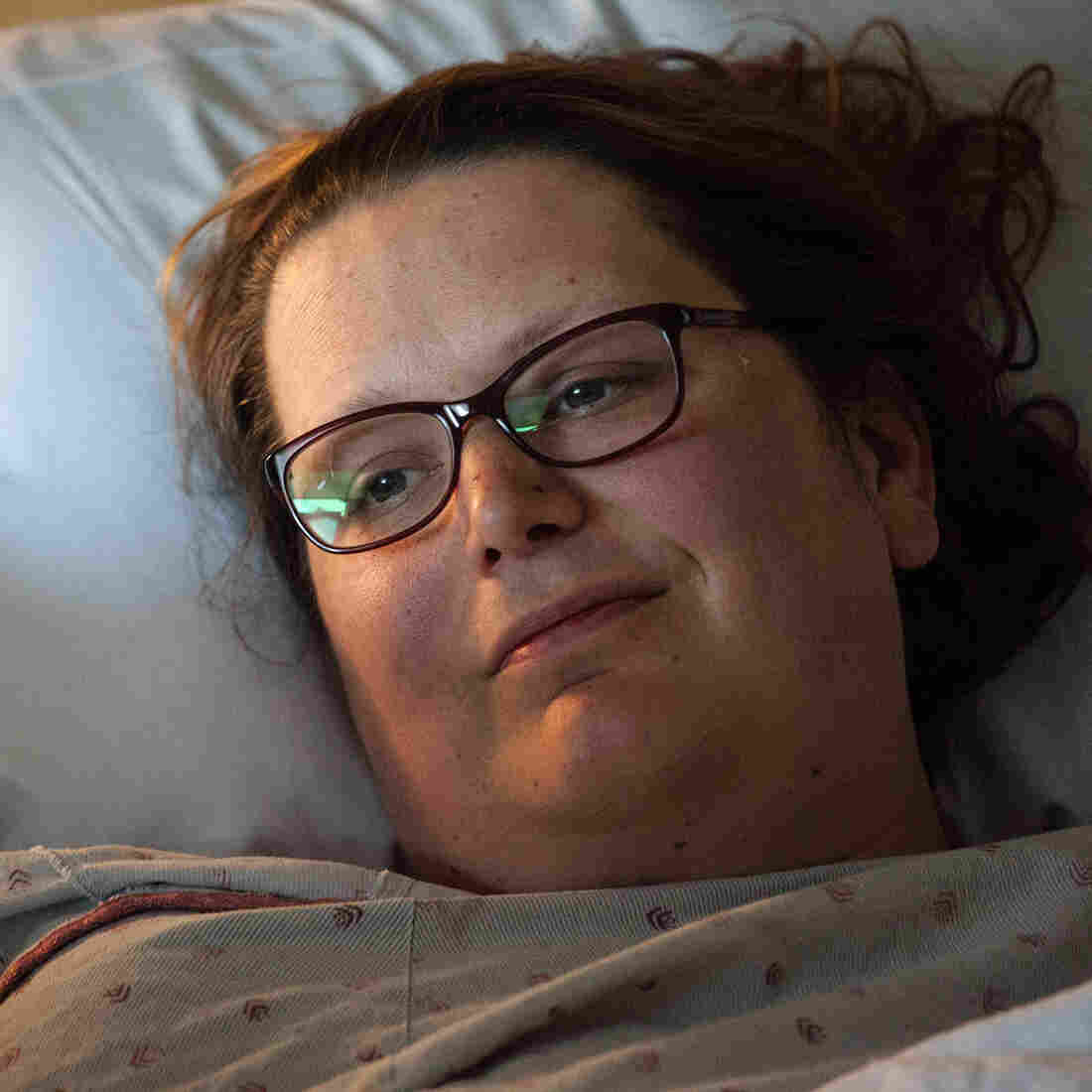 """""""Over the moon excited, terrified, scared, emotional,"""" is how Jetta'Mae Carlisle says she felt before her surgery."""