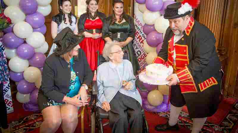 Woman Turns 100 Without Any Family, But With Thousands Of Good Wishes