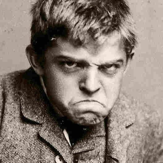 Carl Nielsen as a kid.