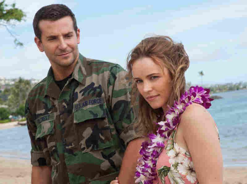 Bradley Cooper and Rachel McAdams star in Aloha.