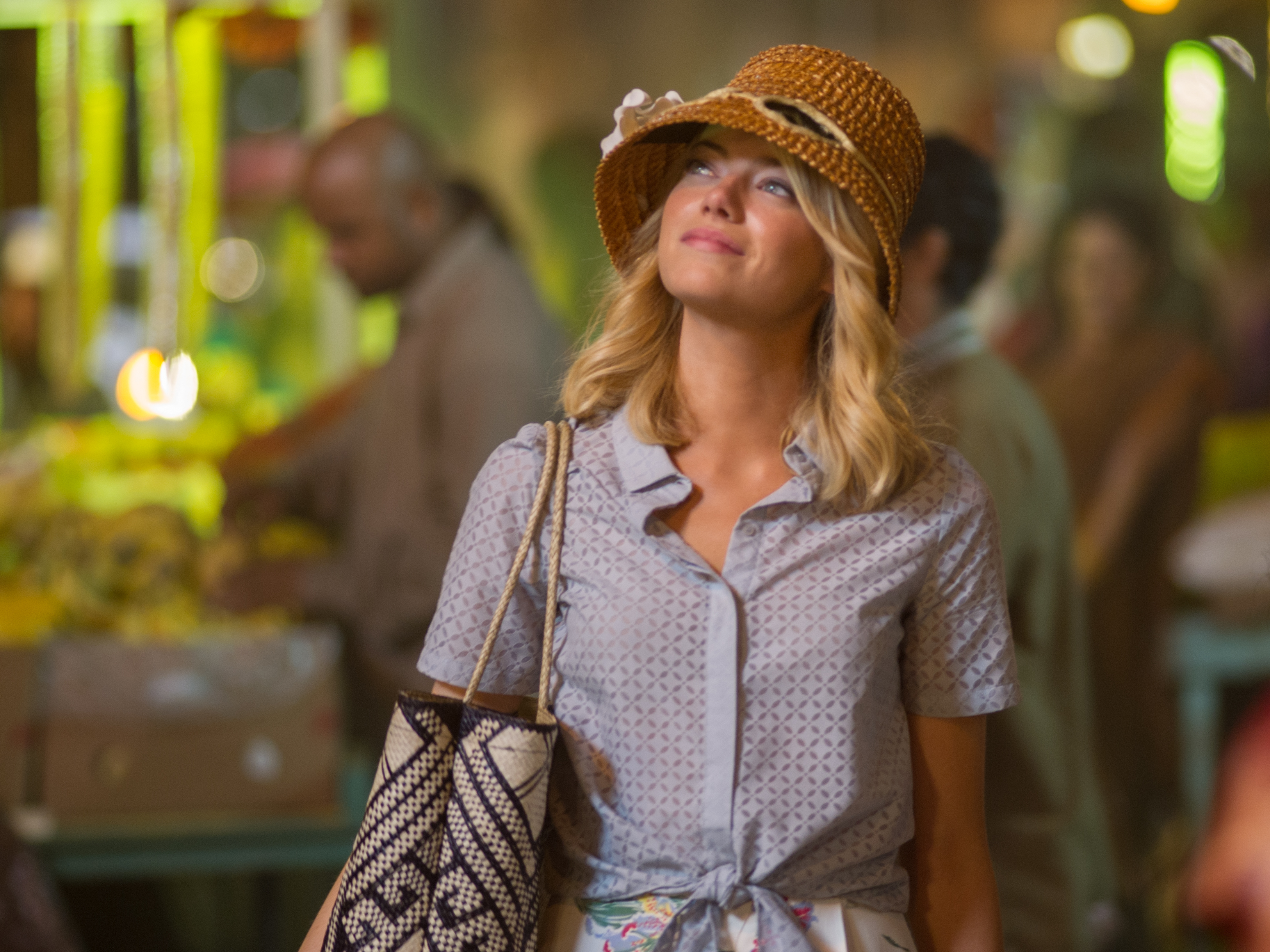 Here's What People Are Saying About Racial Weirdness in 'Aloha' : Code Switch : NPR