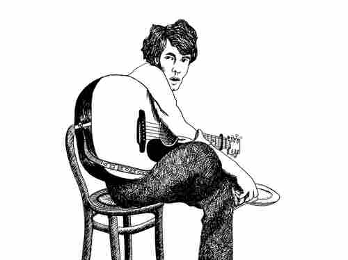 "Hear the brilliant guitarist and singer Bert Jansch perform ""Blackwaterside"" in a live reissue."