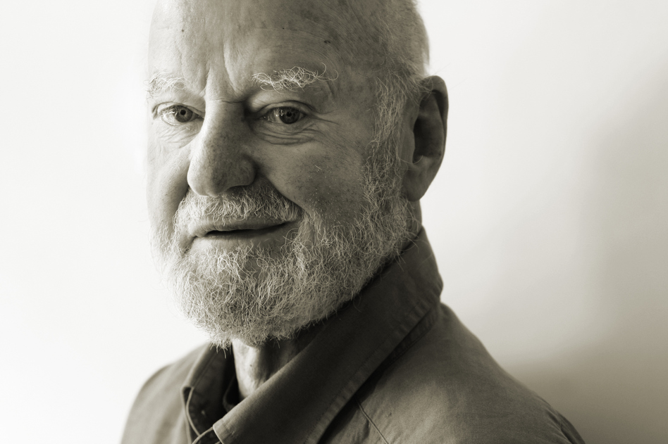 Lawrence Ferlinghetti, pictured here in 2004, was the principal publisher of the writers and poets known as the Beat Generation. (Gezett/ullstein bild via Getty Images)