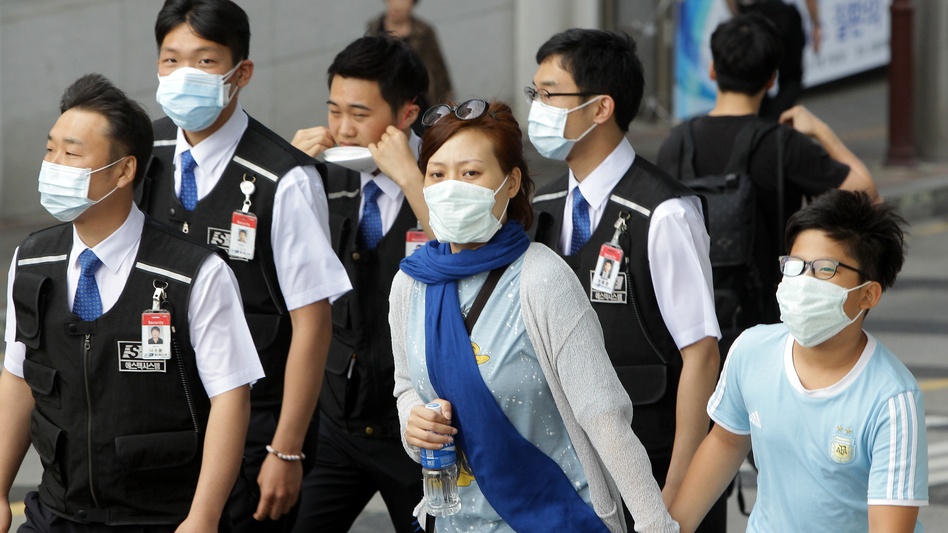 Since the first case on May 20, confirmed cases of Middle East respiratory syndrome, or MERS, have swelled to at least 30 in South Korea. (Chung Sung-Jun/Getty Images)