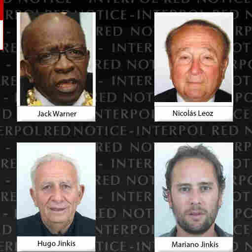 FIFA Updates: Interpol Targets Officials, And South Africa Denies Bribing