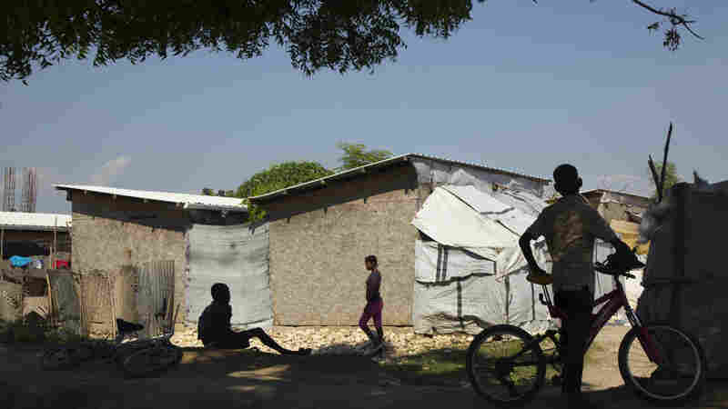 In Search Of The Red Cross' $500 Million In Haiti Relief