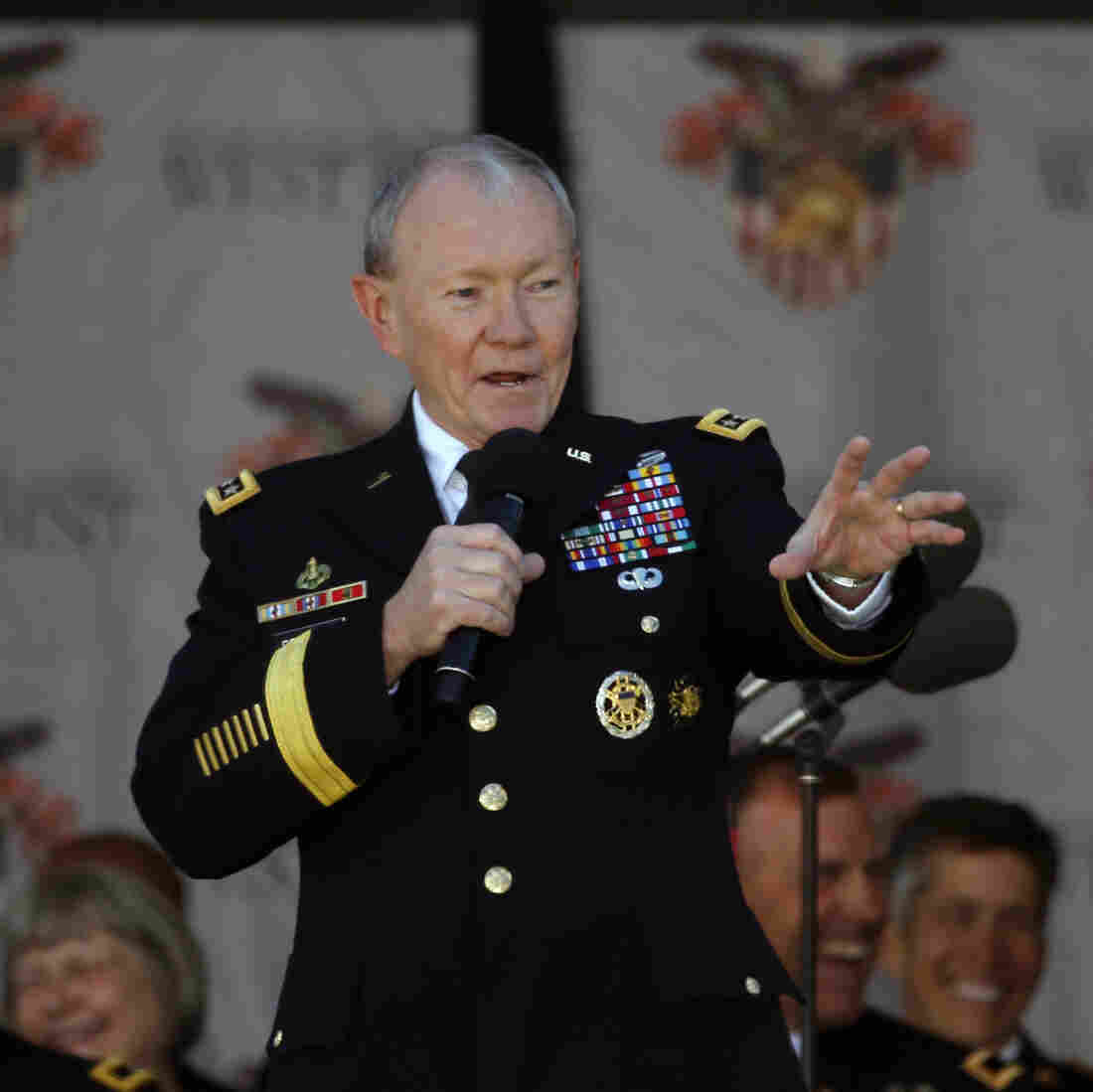 Gen. Martin Dempsey On Iraq: A Fight That Will Take 'Multiple Years'