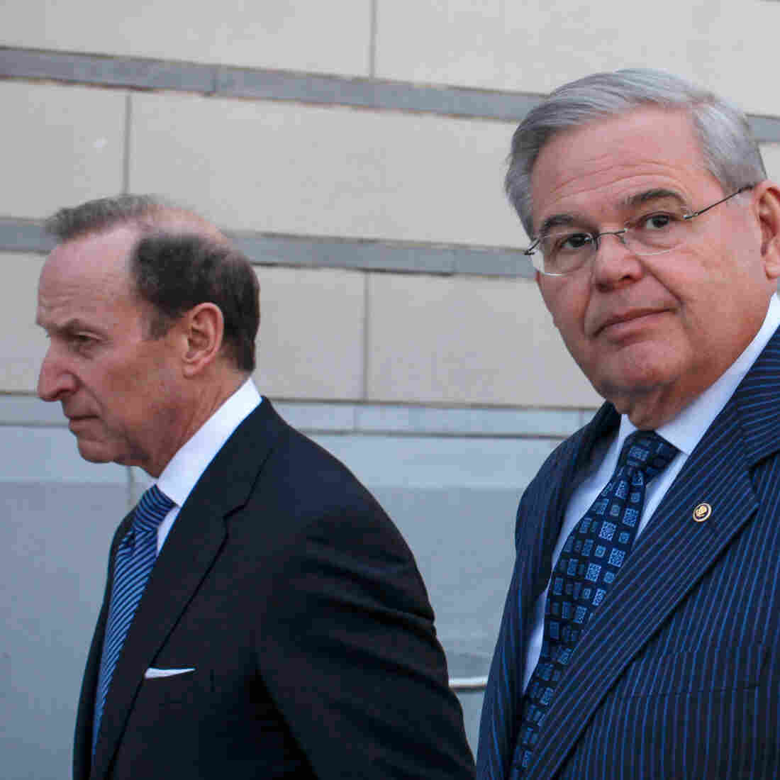 Sen. Menendez's Corruption Trial Hasn't Begun, But Legal Sparring Has