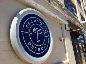 TechTown Detroit's logo.