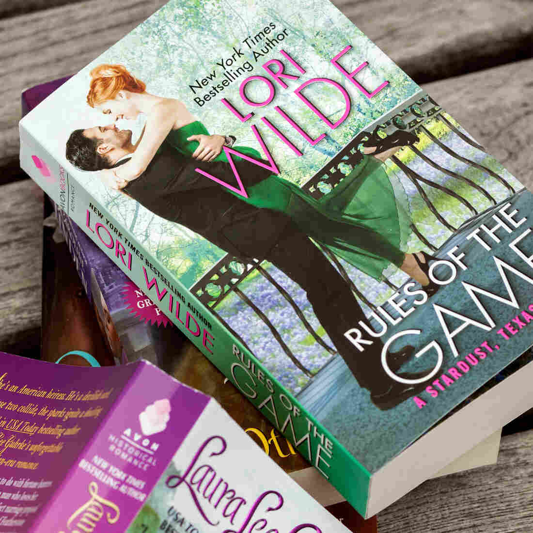 Pop Culture Happy Hour: The Romance Novel Special