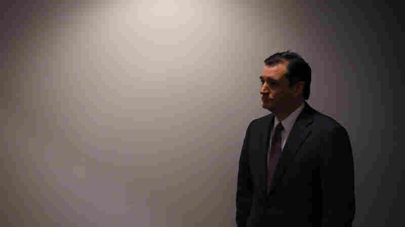 Sen. Ted Cruz, R-Texas, apologized Wednesday after making a joke about Joe Biden while the vice president was mourning the death of his son.