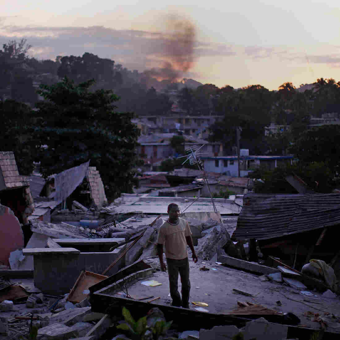 Behind The Story: What Made NPR Look Into Red Cross Efforts In Haiti?
