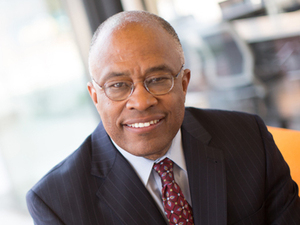 Kurt Schmoke, former mayor of Baltimore, is now the president of the University of Baltimore.
