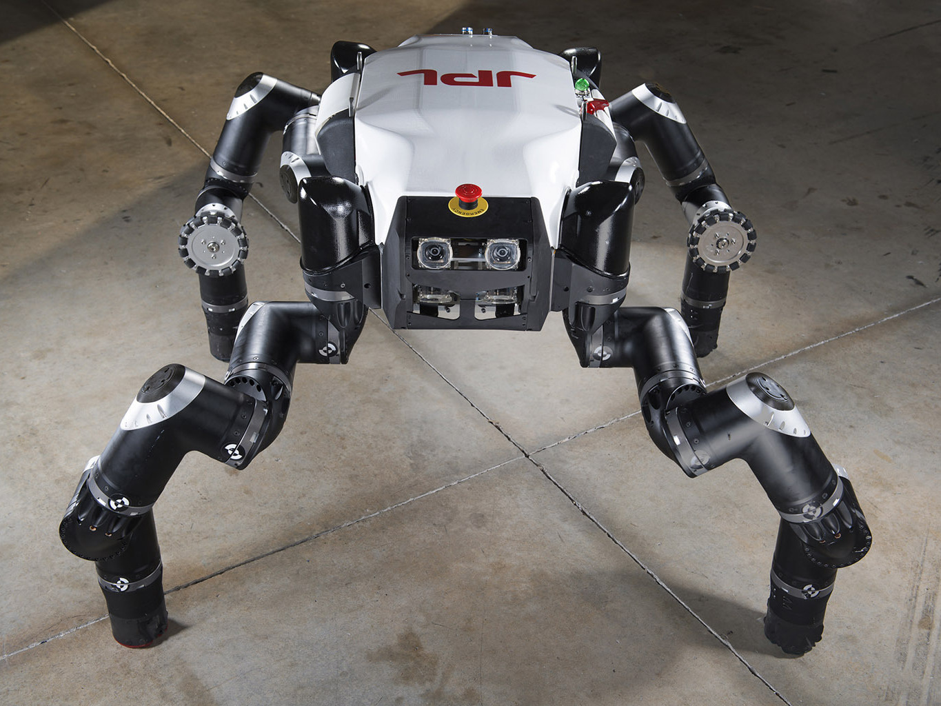 The Pentagon Wants These Robots To Save The Day
