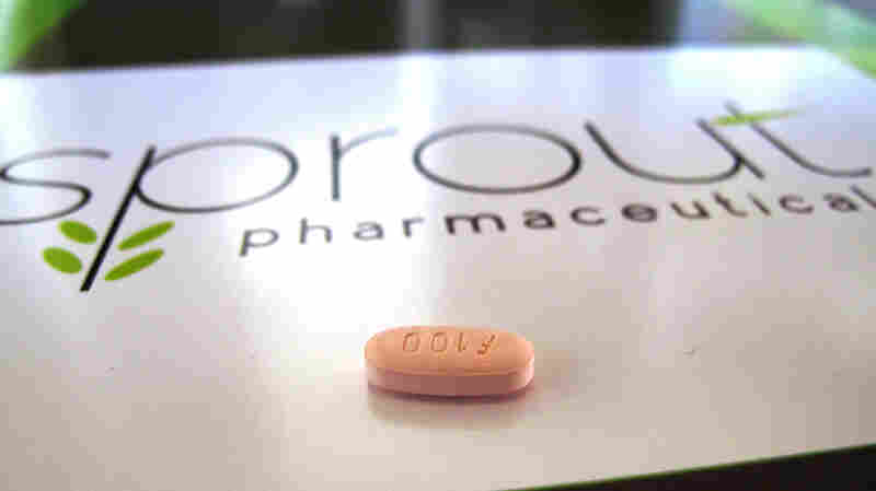The experimental drug flibanserin, made by Sprout Pharmaceuticals, is at the center of a regulatory controversy.