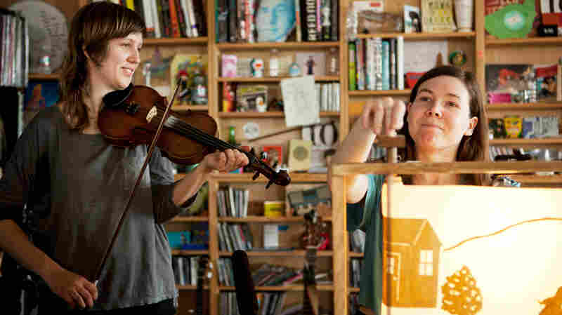 Anna & Elizabeth: Tiny Desk Concert