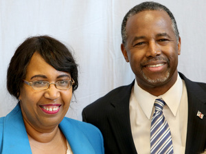 The Wall Street Journal calculated that retired neurosurgeon Ben Carson and his wife earned between $8.9 million and $27 million in the 16 months since he began dipping his toe in the presidential waters — from speeches, books and corporate boards.