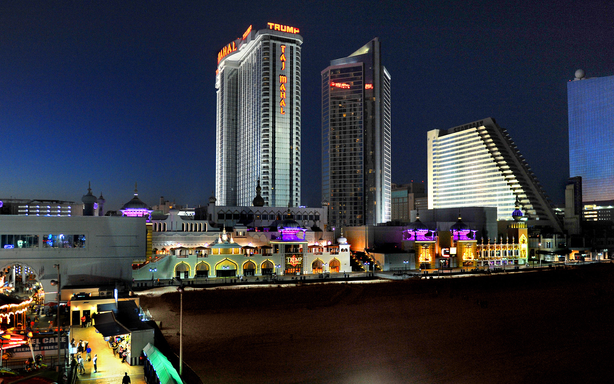 Casinos In Atlantic City