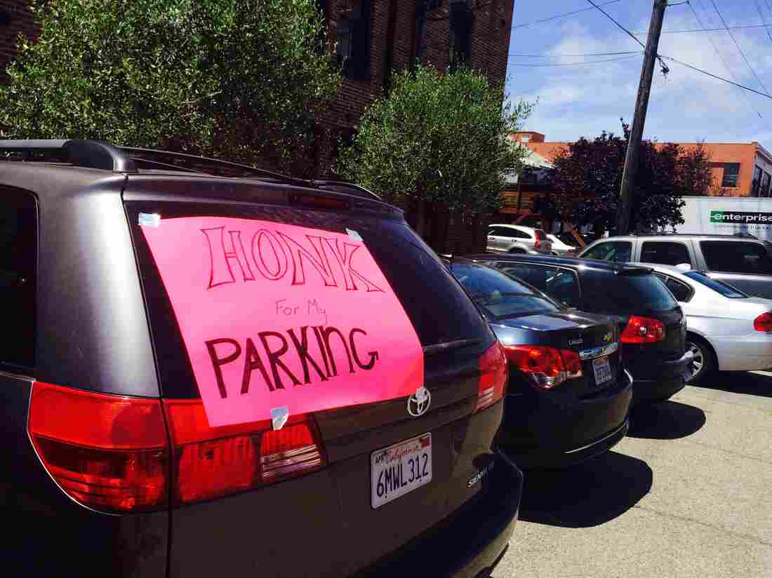 Honk for Parking
