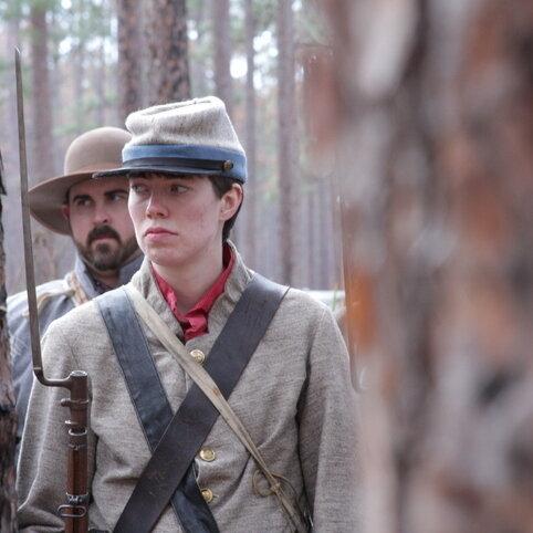 Image result for civil war reenactors