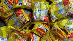 India Orders Nestlé To Stop Selling Some Noodle Soup Products