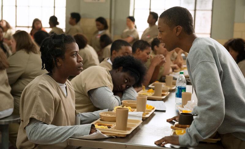 orange is the new black writer dating samira