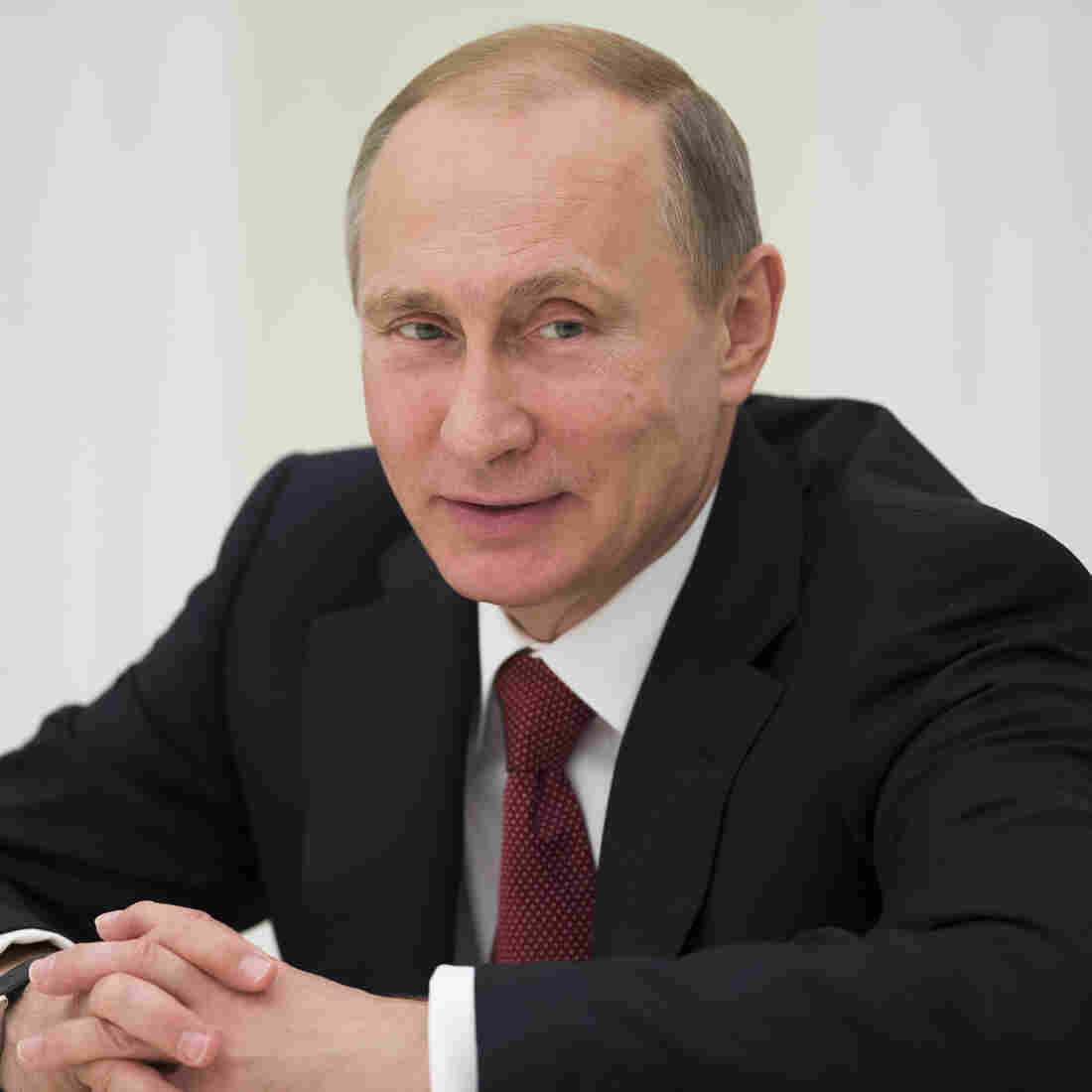 Putin To West: Russia Is No Threat