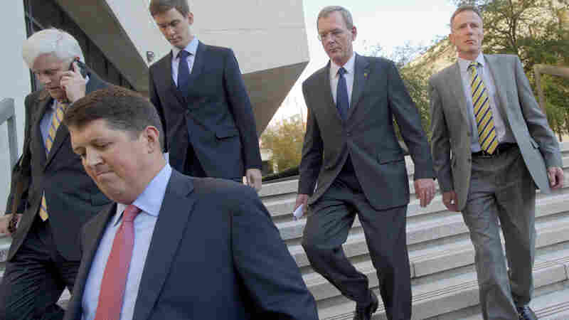 Jury Acquits Ex-BP Exec Of Lying In Oil Spill